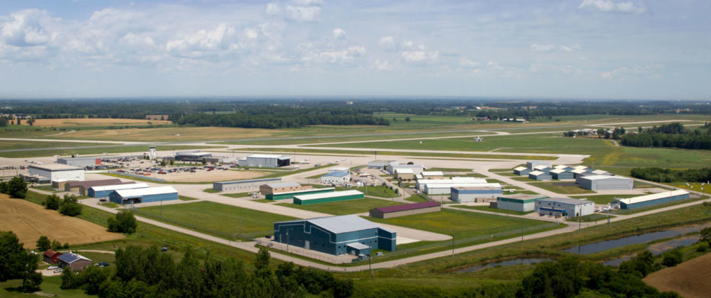 Waterloo is in regular talks with both ULCCs and mainstream Canadian airlines as it seeks to add more scheduled service to a facility that processed 127,824 passengers last year. Waterloo International Airport Photo