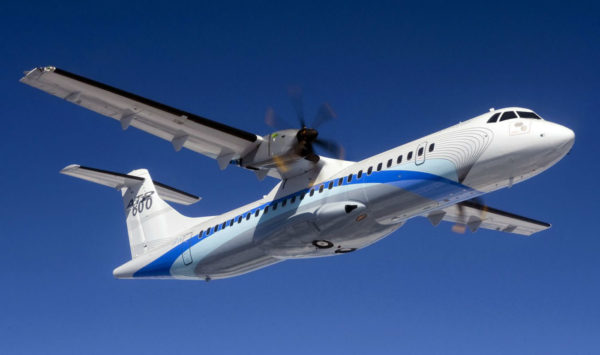 Chorus Aviation completes acquisition of six ATR 72-600
