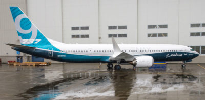 The 737 MAX 9 further strengthens the MAX family position in the single-aisle market and enables airlines to reach farther on almost every single-aisle route they operate today. Spirit AeroSystems Photo