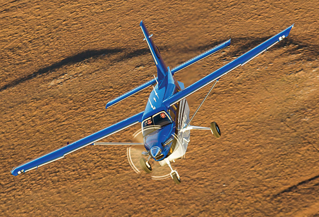 In 2007, the Quest Kodiak was certified and became popular as a rugged, versatile utility aircraft. Slightly smaller than the Caravan, it excels at landing in tight quarters. Quest recently celebrated the 200th Kodiak delivery. Quest Photo