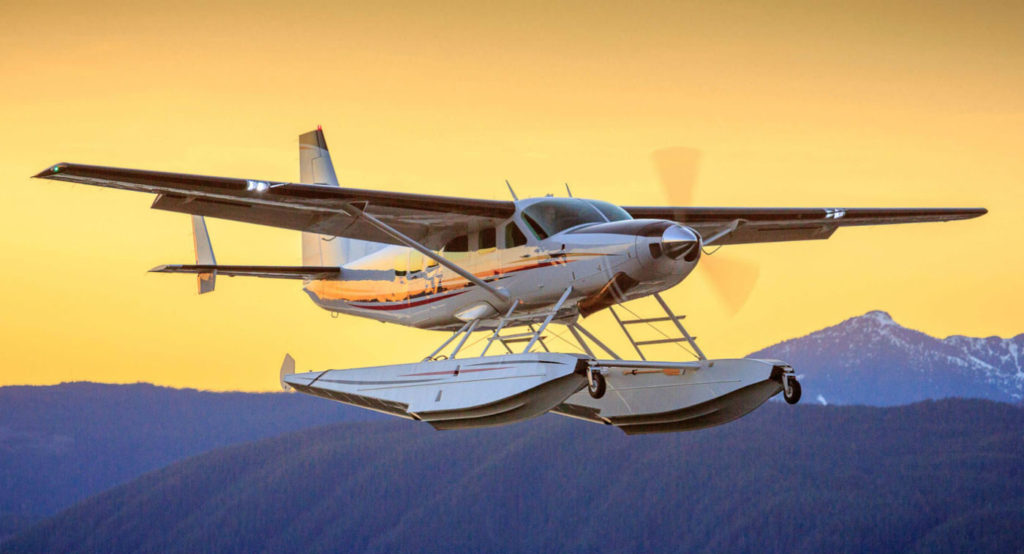 Butiq Escapes uses a Cessna Caravan seaplane to cover much more space in much less time than traditional beer tours. Butiq Escapes Photo