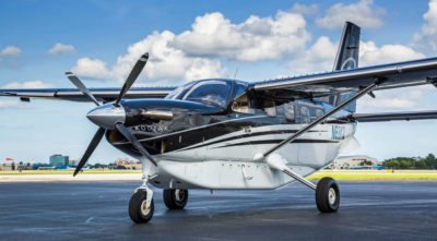 Rob Wells, CEO of Quest Aircraft said that with the aircraft's short takeoff and landing capabilities the Kodiak will allow European operators with large payloads to access many more airstrips and locations that would previously have proven difficult. Quest Photo