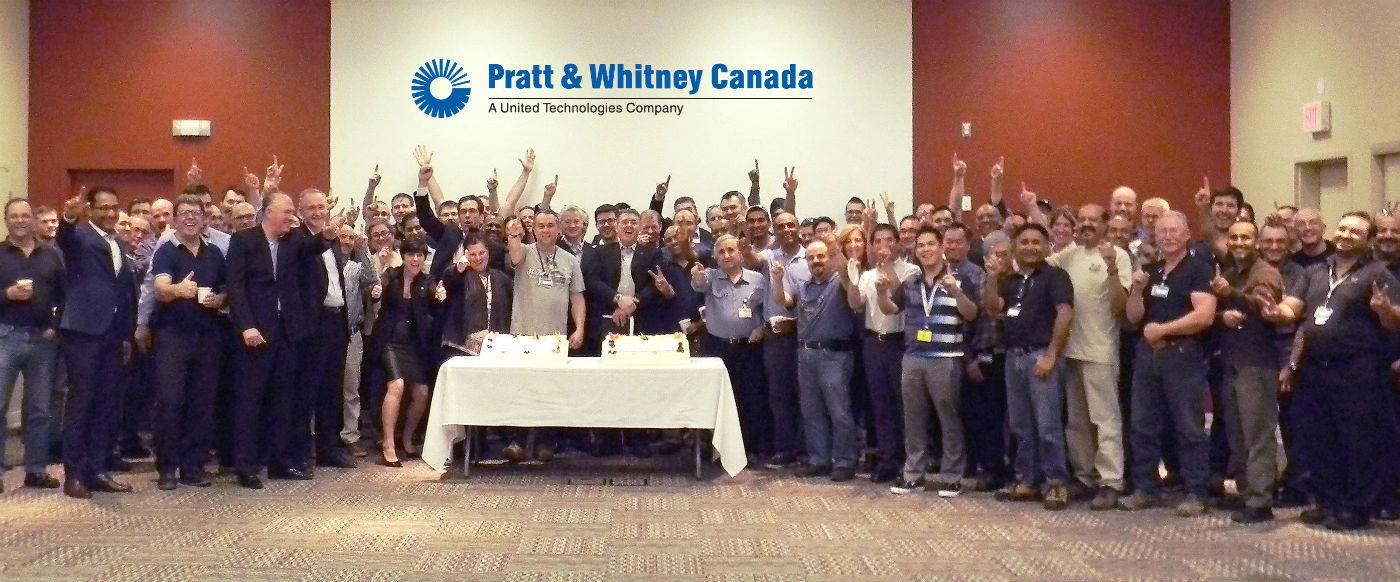 Pratt & Whitney Canada produce...