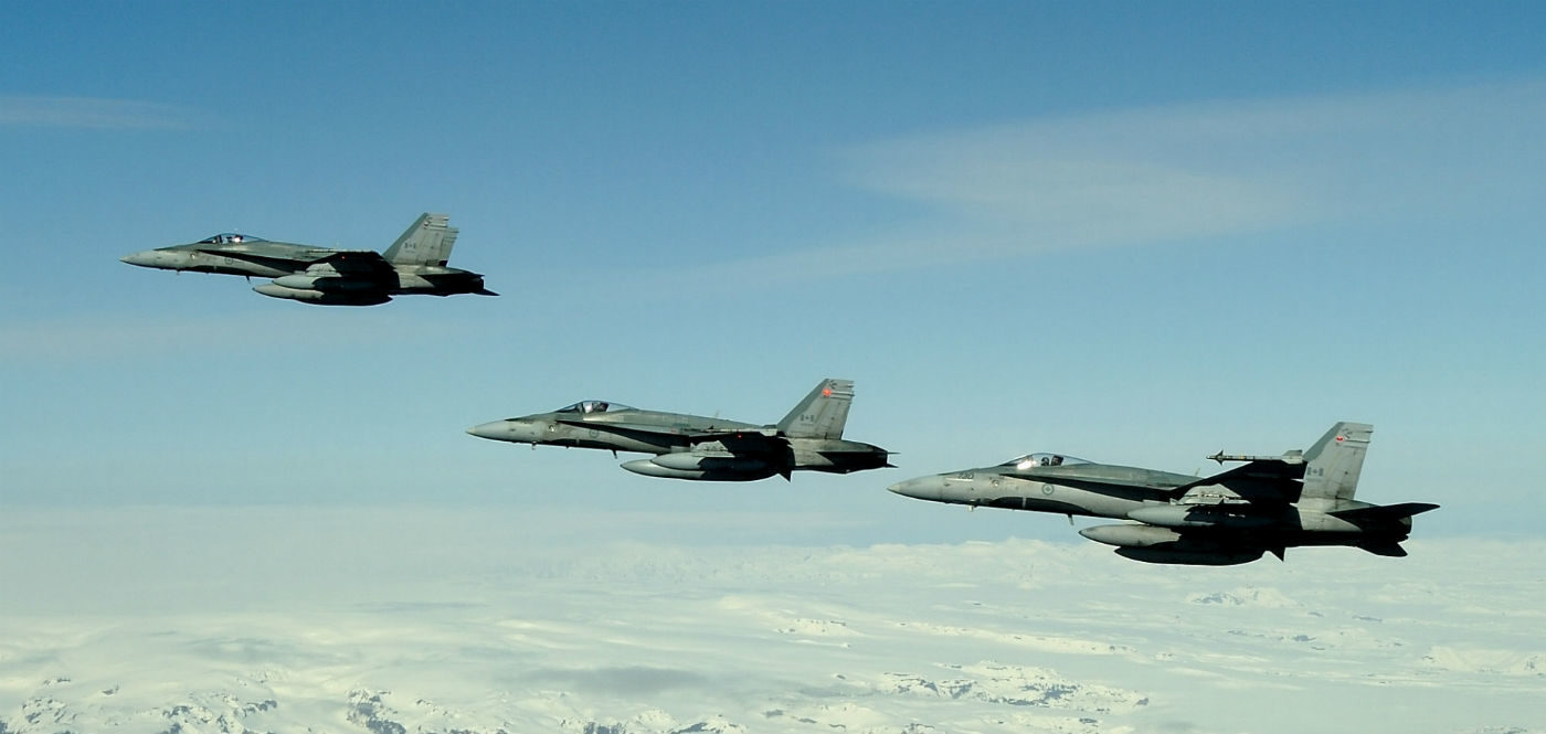 Air Task Force-Iceland will conduct the same activities as were previously done under Operation Ignition. The last Canadian Armed Forces deployment under Operation Ignition occurred in 2013 (pictured here). DND Photo
