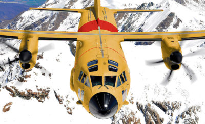 Team Spartan claims the C295W does not meet certain Canadian SAR mission requirements. Among other reasons, Team Spartan says the C295's lack of an auxiliary power unit (APU) is a serious deficiency. The C-27J does have an APU. Leonardo Photo
