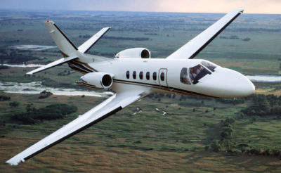 Gill Batteries has received Federal Aviation Administration parts manufacturer approval for all Citation models. Textron Aviation Photo