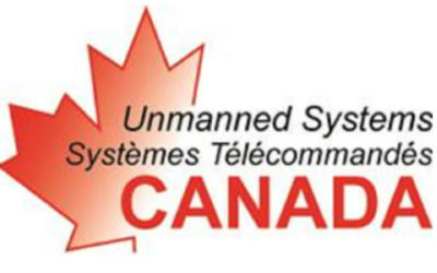 Unmanned Systems Canada logo
