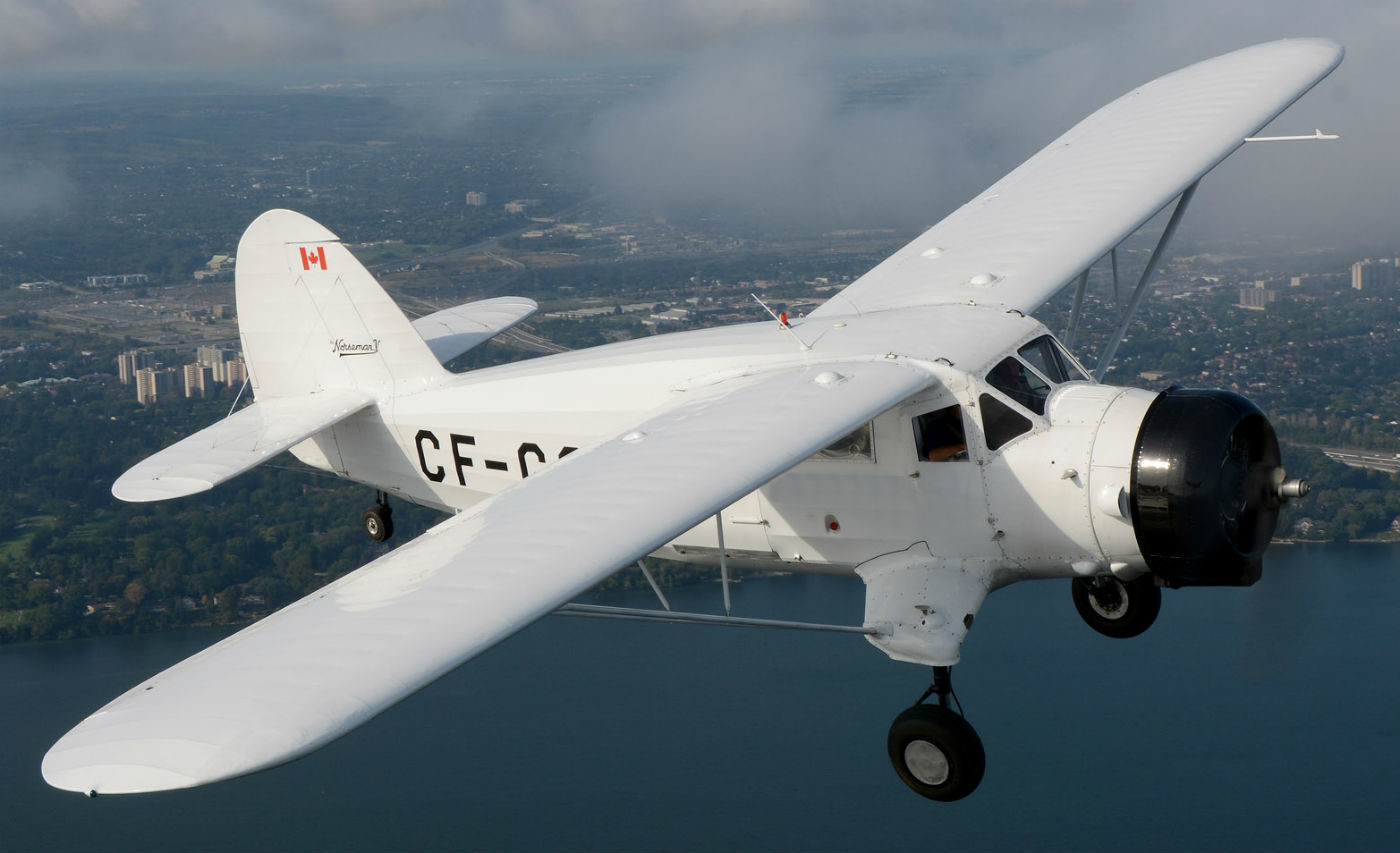 Attendees will have the opportunity to ride in the Canadian Warplane Heritage Museum's flyable aircraft. Pictured here is a Noorduyn Norseman bushplane.