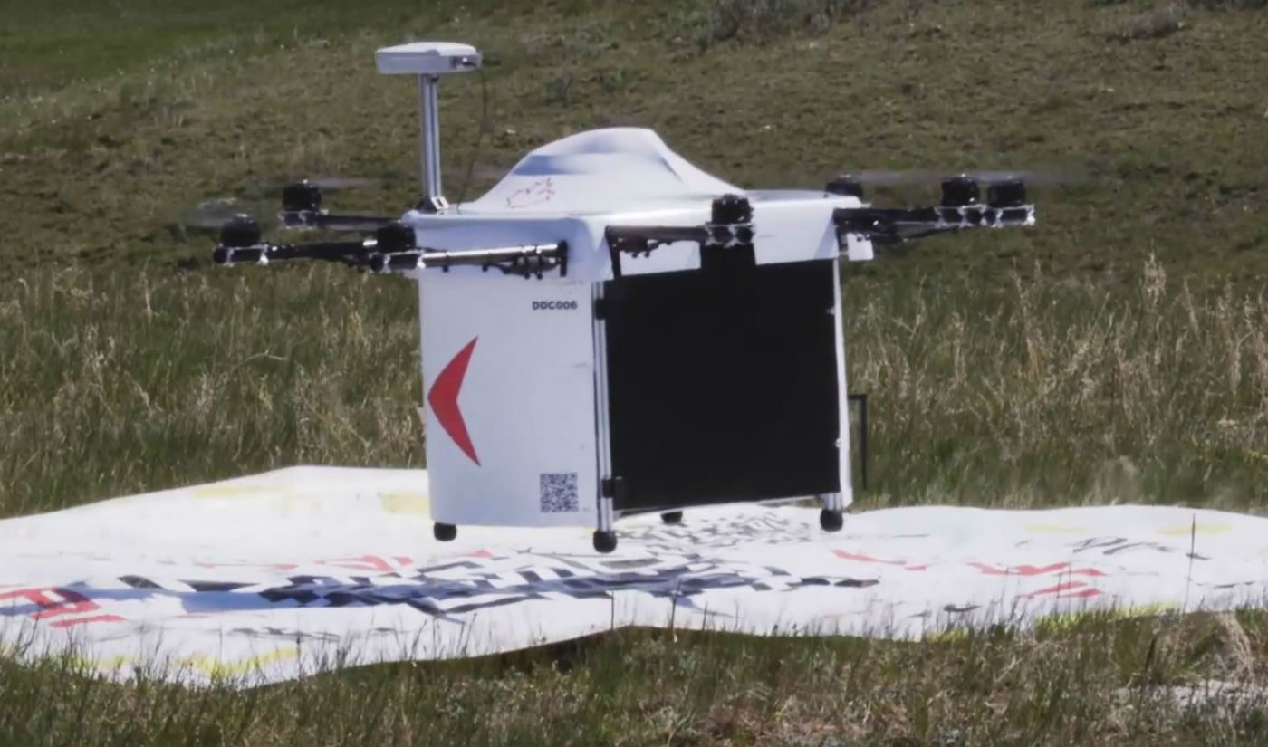The success of these flights, which took place in Foremost, Alberta, after Drone Delivery Canada Corp. received a Special Flight Operating Certificate from Transport Canada, prove that DDC's BVLOS technical capability has now passed the most important landmark which enables the DDC platform to run commercially. DDC Photo