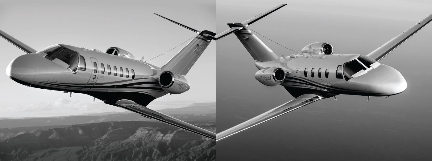 Discovering Cessna's light jets: The Citation M2 and CJ3+
