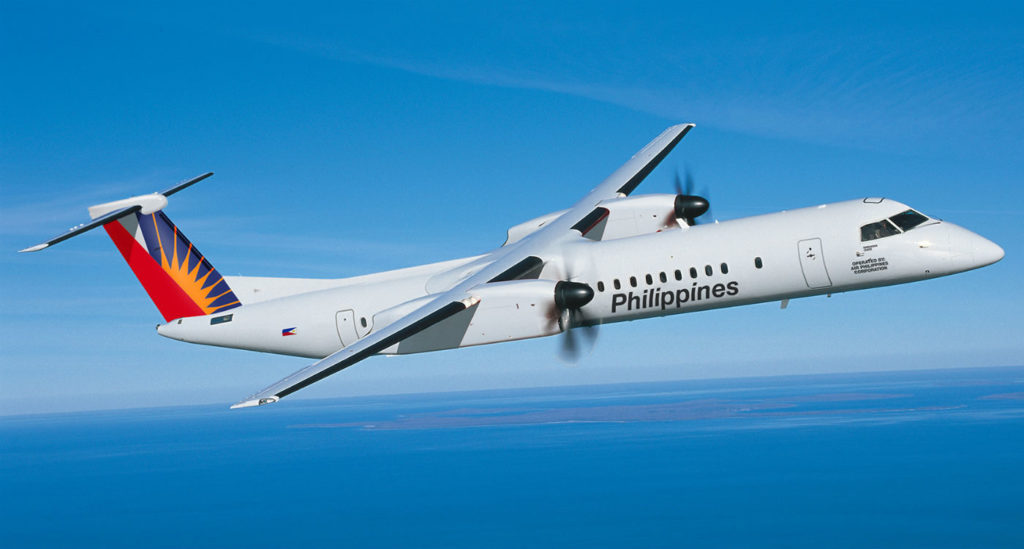 Philippine Airlines Converts Q400 Options to Firm Orders