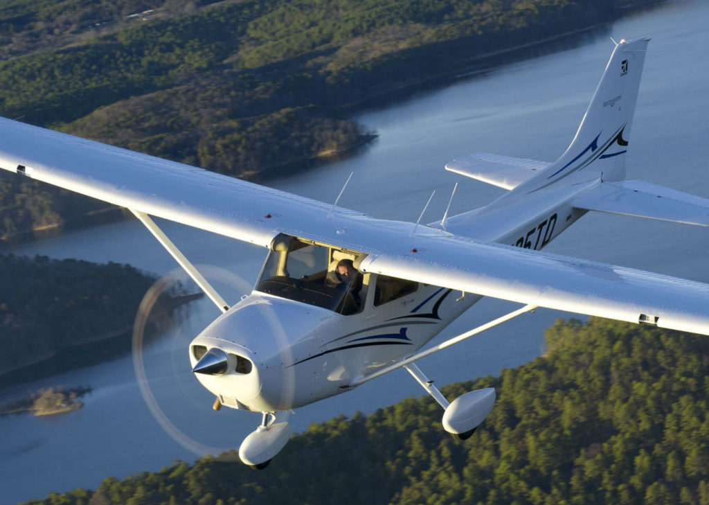 Deliveries of the new Skyhawks, integrated with next-generation Garmin G1000 NXi avionics, will begin in the third quarter. ATP's order supplements its 2016 purchase of 15 similarly equipped Skyhawks. Textron Photo