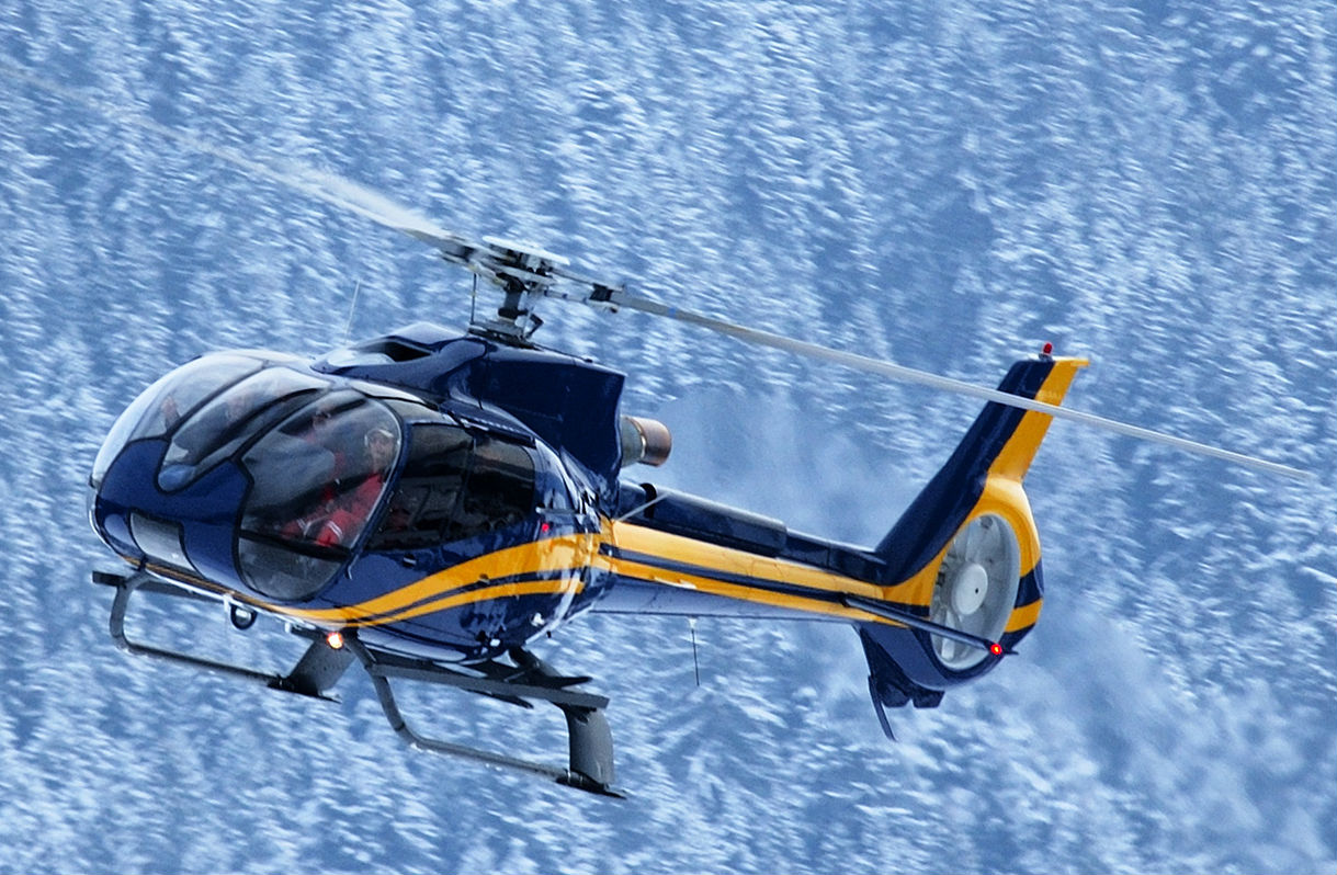 Donaldson offers 16 Transport Canada certified filtration systems for a range of Airbus, Leonardo (AgustaWestland), Bell, MD Helicopters and Sikorsky helicopters; 14 are certified to operate in falling and blowing snow conditions. Donaldson Photo