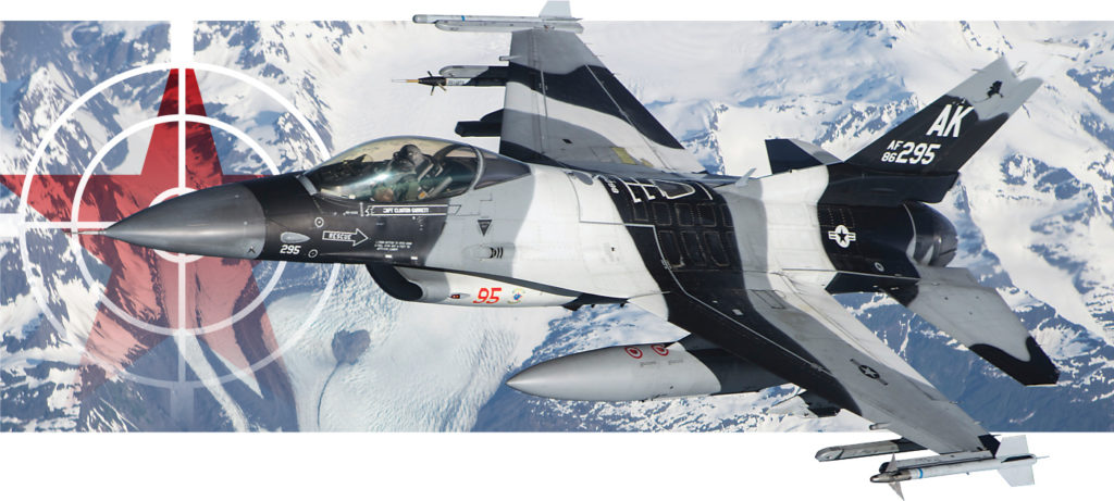 Playing the part: USAF 18th Aggressor Squadron - Skies Mag
