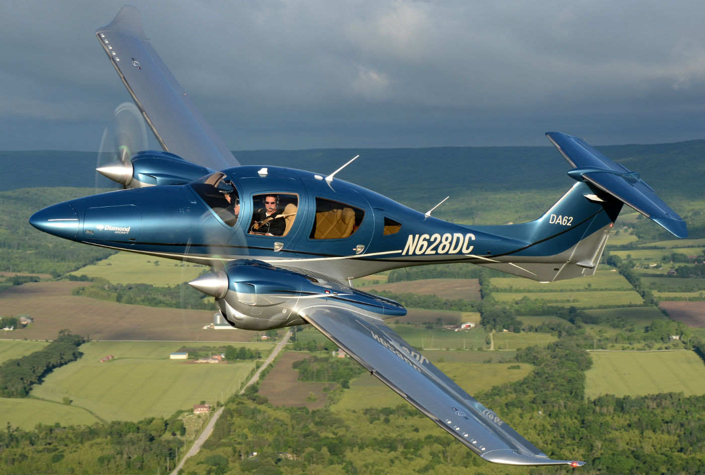The Diamond DA62 will now be built in London, Ont. Eric Dumigan Photo