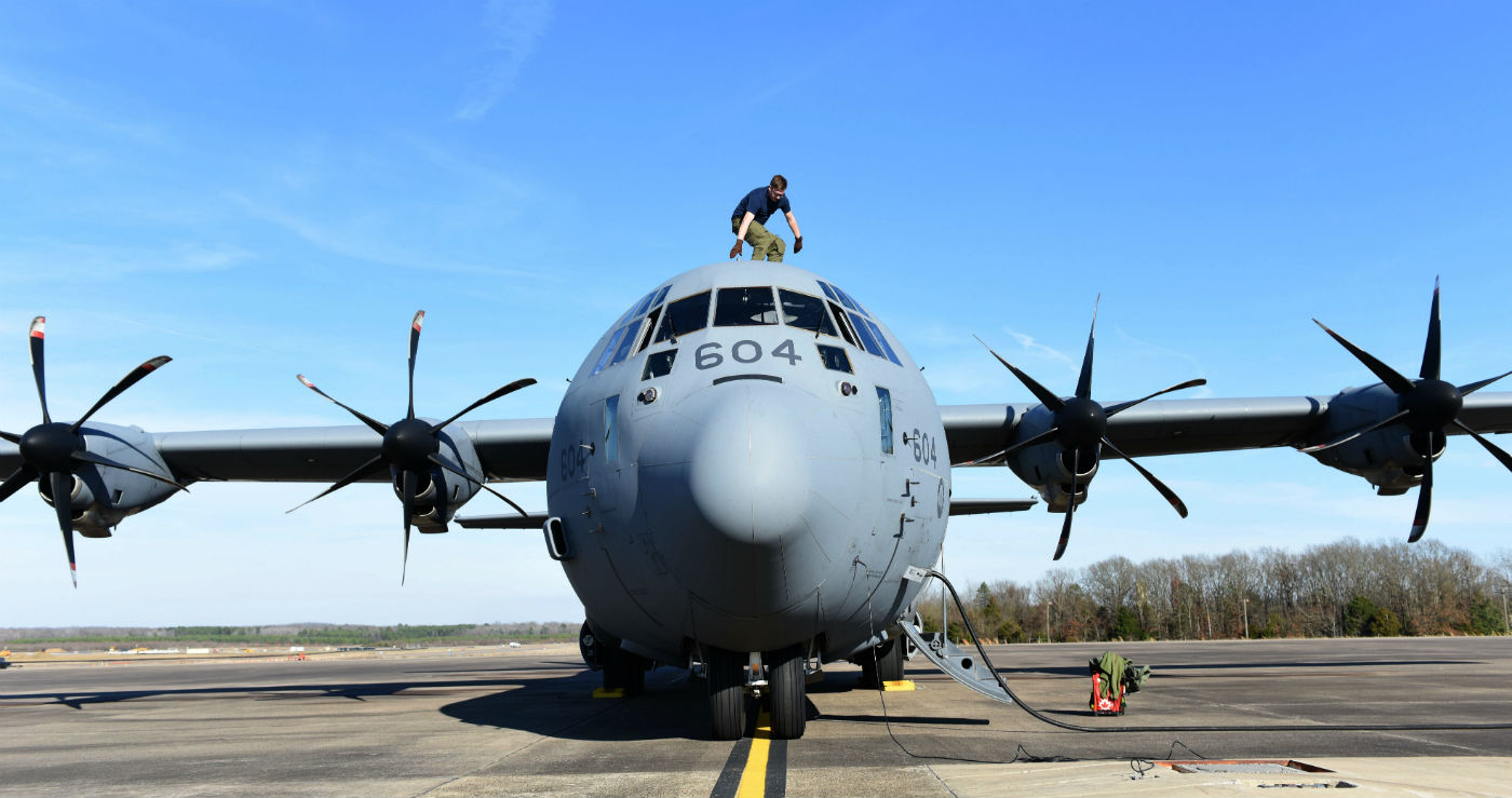 Lockheed Martin's CC-130J Super Hercules has served as the workhorse for the RCAF since 1960. Lockheed Martin Photo