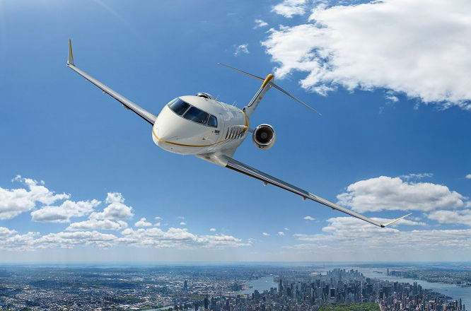 In the last decade, the Challenger 300 series aircraft accounted for more deliveries than any other business jet platform in the industry. Bombardier Photo