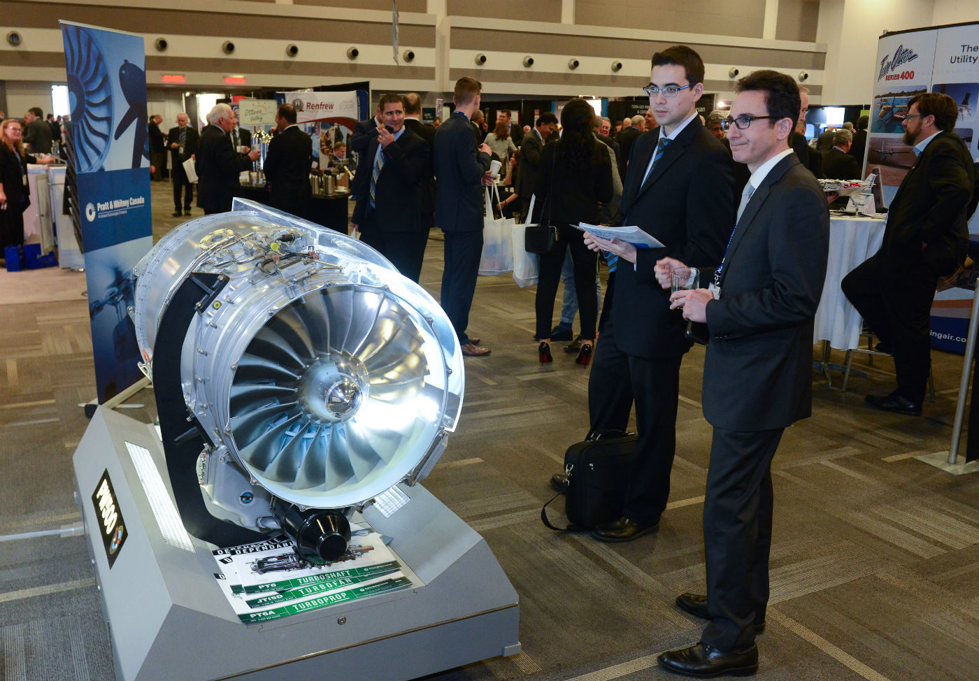 AIAC expects to welcome more than 1,000 attendees, including government officials, representatives of original equipment manufacturers like Airbus, Bell Helicopter and Lockheed Martin, as well as other industry leaders and international companies.