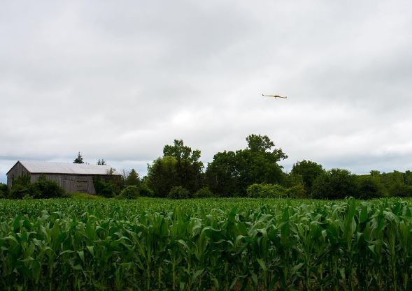 The drone data collected by Deveron, specifically focused on higher-value crops, will be used to support its customer's research opportunities in western and Atlantic Canada. Deveron Photo