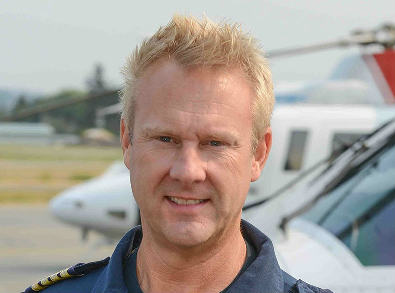 As chief pilot, Michael Potter will report to the director of flight operations and be responsible for the day-to-day management of flight training and operating standards for Helijet's scheduled, air medical, and charter helicopter services. Helijet Photos