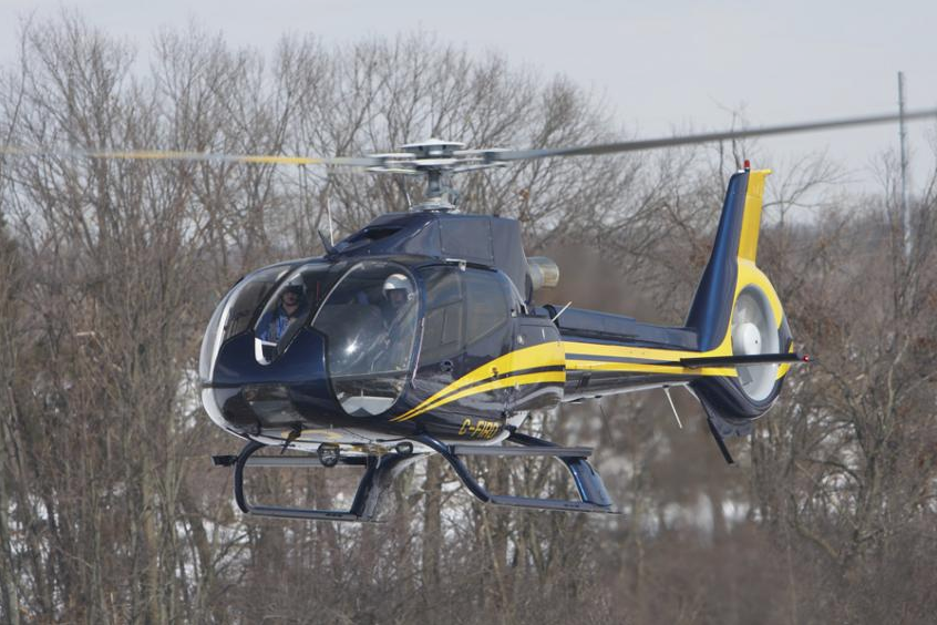 Vector is actively pursuing an array of safety-related equipment options for the Airbus Helicopters AS350/H130 family of aircraft. Pictured here is the H130 aircraft. Airbus Photo