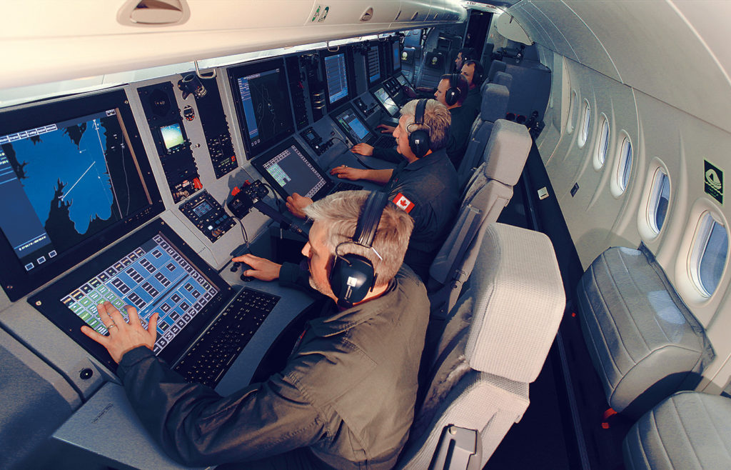 The new aircraft is essentially a data collection tool. PAL is confident it will be able to deliver mission-critical information in real time anywhere in the world. PAL Aerospace Photo