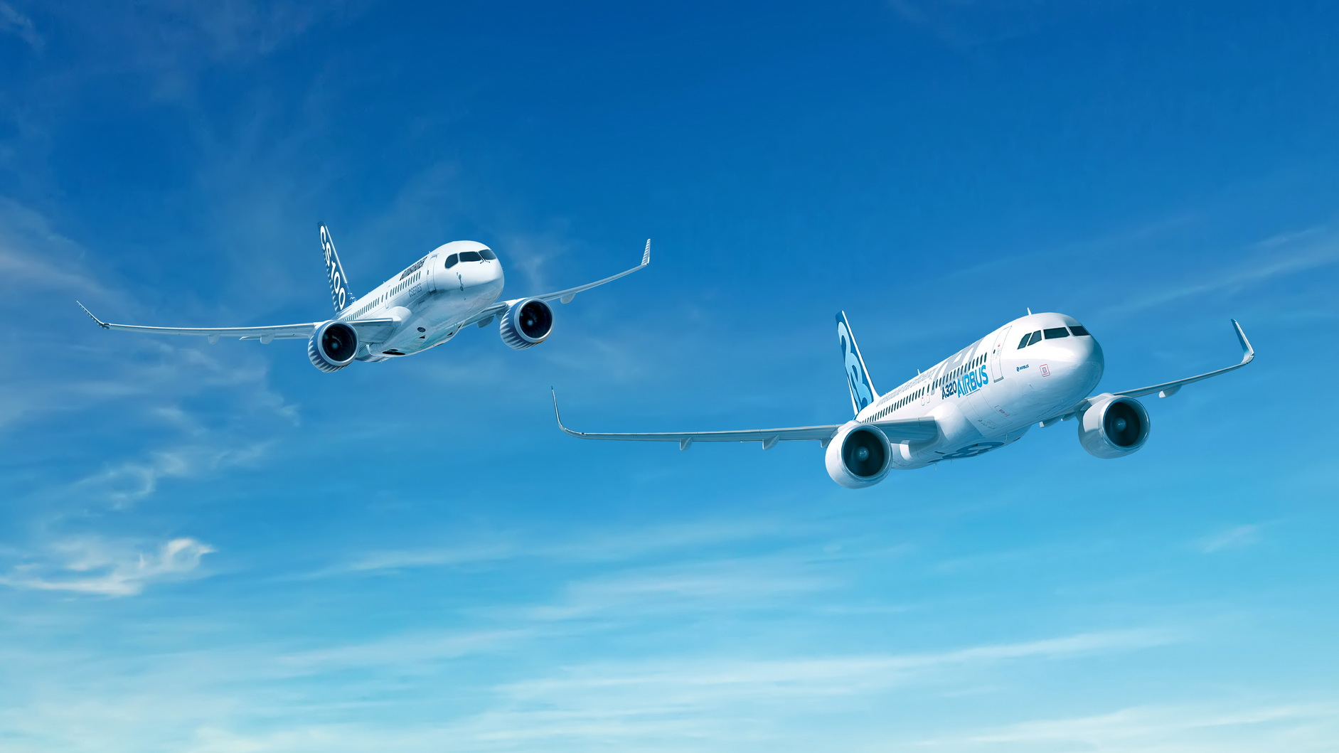 With the new agreement between Airbus and Bombardier, Airbus will provide procurement, sales and marketing, and customer support expertise to the C Series Aircraft Limited Partnership. Airbus Photo