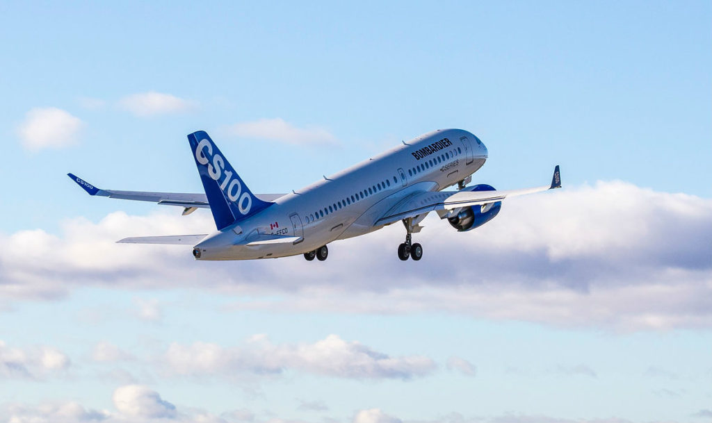 Airbus has now assumed 50.01 per cent ownership of the C Series program, and it has promised to help bring the program to the world market. Patrick Cardinal Photo