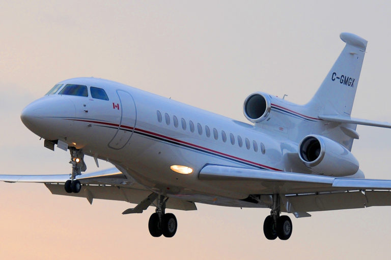 The CRA's policy is that when the person using the aircraft is the same one who controls access, calculating the value of that use for income tax purposes would include an amount equal to their share of variable operating costs and fixed costs for the calendar year. Eric Dumigan Photo