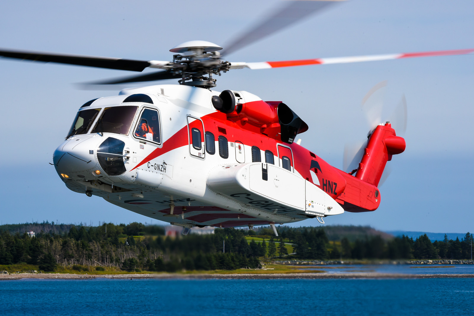 Lafayette, LA based PHI is acquiring Montreal, QC-based HNZ's offshore helicopter business that it conducts in New Zealand, Australia, the Philippines and Papua New Guinea. North American offshore operations will continue under HNZ. Previously, PHI and HNZ provided offshore helicopter services under a joint venture where PHI supplied it with Sikorsky S-92 helicopters. Mike Reyno Photo
