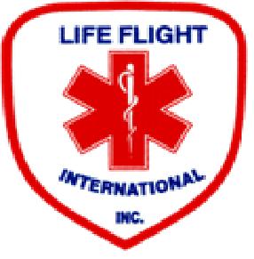 Life Flight International logo