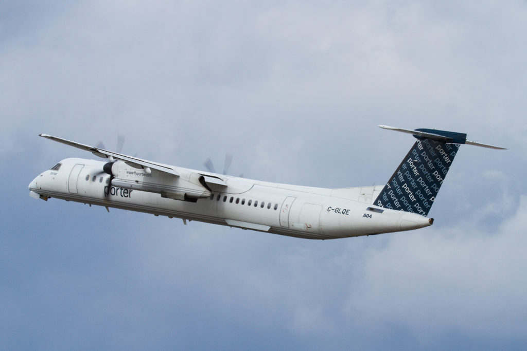 Porter Airlines Travel...
