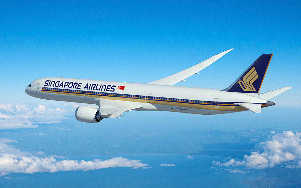 Singapore Airlines currently has more than 50 777s in service, and it is the launch customer of the 787-10, which is planned to be delivered in early 2018. Boeing Photo
