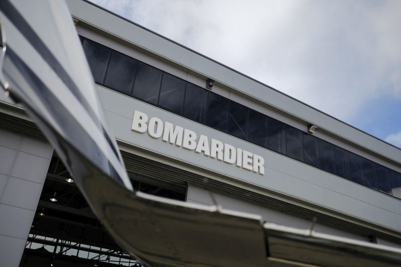 The new hangar will be operational by the end of 2017, and the facility will grow to a total of approximately 115 employees by mid-2018. Bombardier Photo
