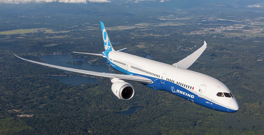 Boeing will begin to use analytics that will track and interpret patterns of data in order to improve the performance of the company. Such data can be used to improve the fuel efficiency, cockpit resource management and flight and maintenance scheduling for aircraft such as the 787 Dreamliner (pictured here), which in return can save a lot of money for the company annually. Boeing Photo