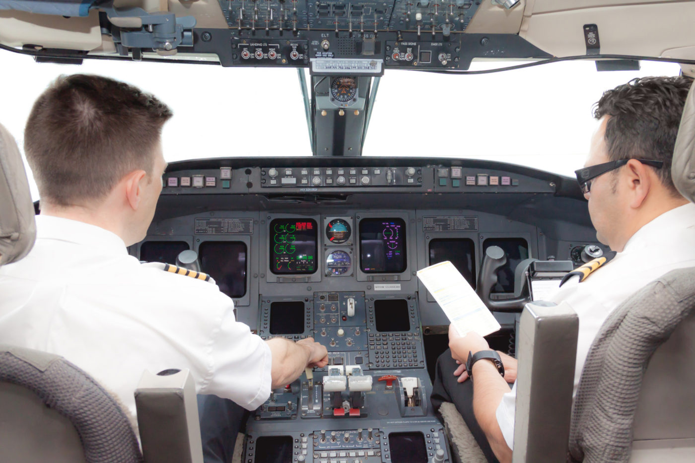 The new mentor, cadet and instructor programs--exclusive to SOAR partners--create a career pathway for pilots and students into the Air Canada network. Air Georgian Photo