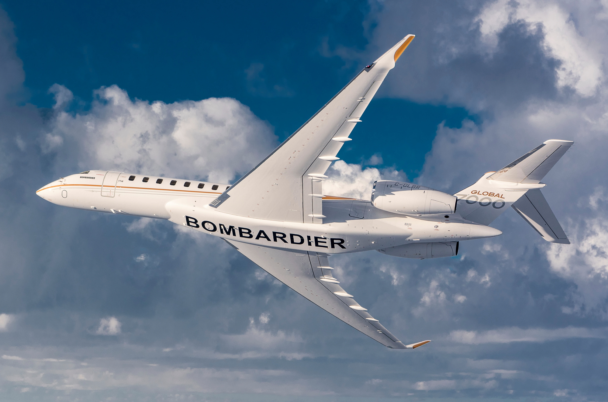 The aircraft program will be completed in Montreal, Que., and it is on track for entry into service during the second half of 2018. Bombardier Photo