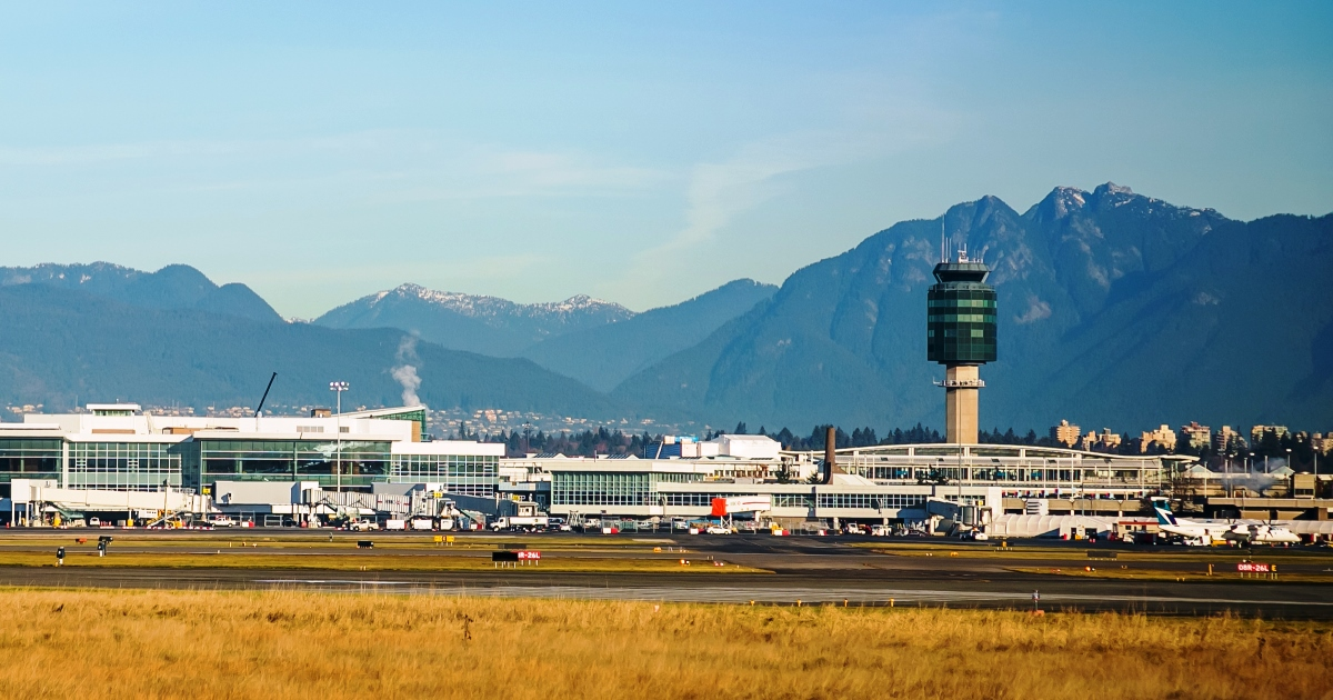 Photo of Vancouver International Airport