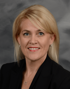 As chair of the AIAC Board of Directors, Cynthia Garneau will maintain AIAC's strategic edge in the aerospace industry, both in Canada and around the world. AIAC Photo