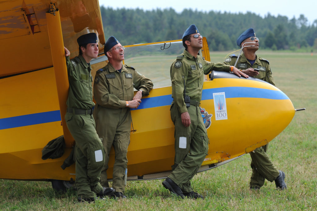 It is becoming increasingly difficult to encourage young people to train to become pilots, especially with a lack of flight instructors which causes flight schools to operate below capacity. Eric Dumigan Photo