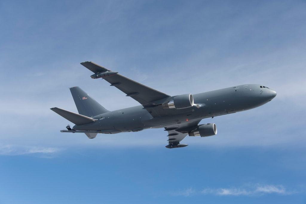Boeing KC 46 tanker program receives FAA certification for