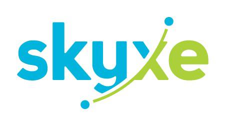 Skyxe logo