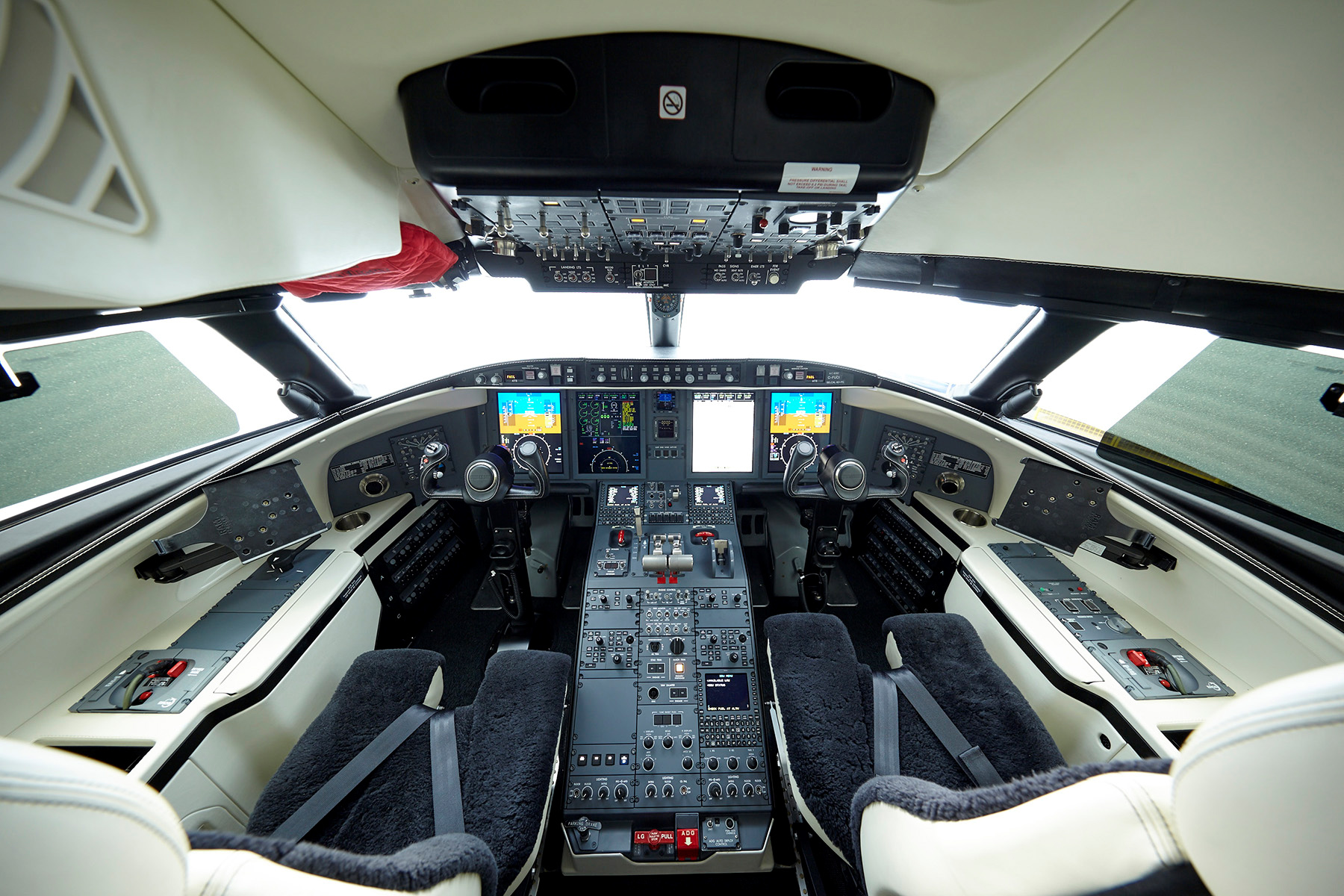 Flying Colours Corp. is ramping up for increased ADS-B Out and avionics installations. Flying Colours Photo