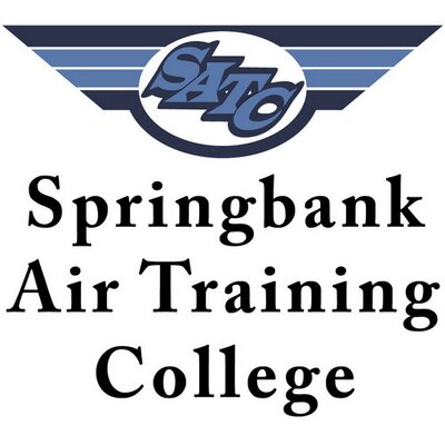 Springbank Air Training College logo