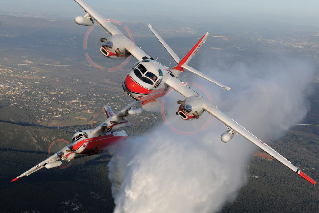 Farewell to the Firecat - Skies Mag