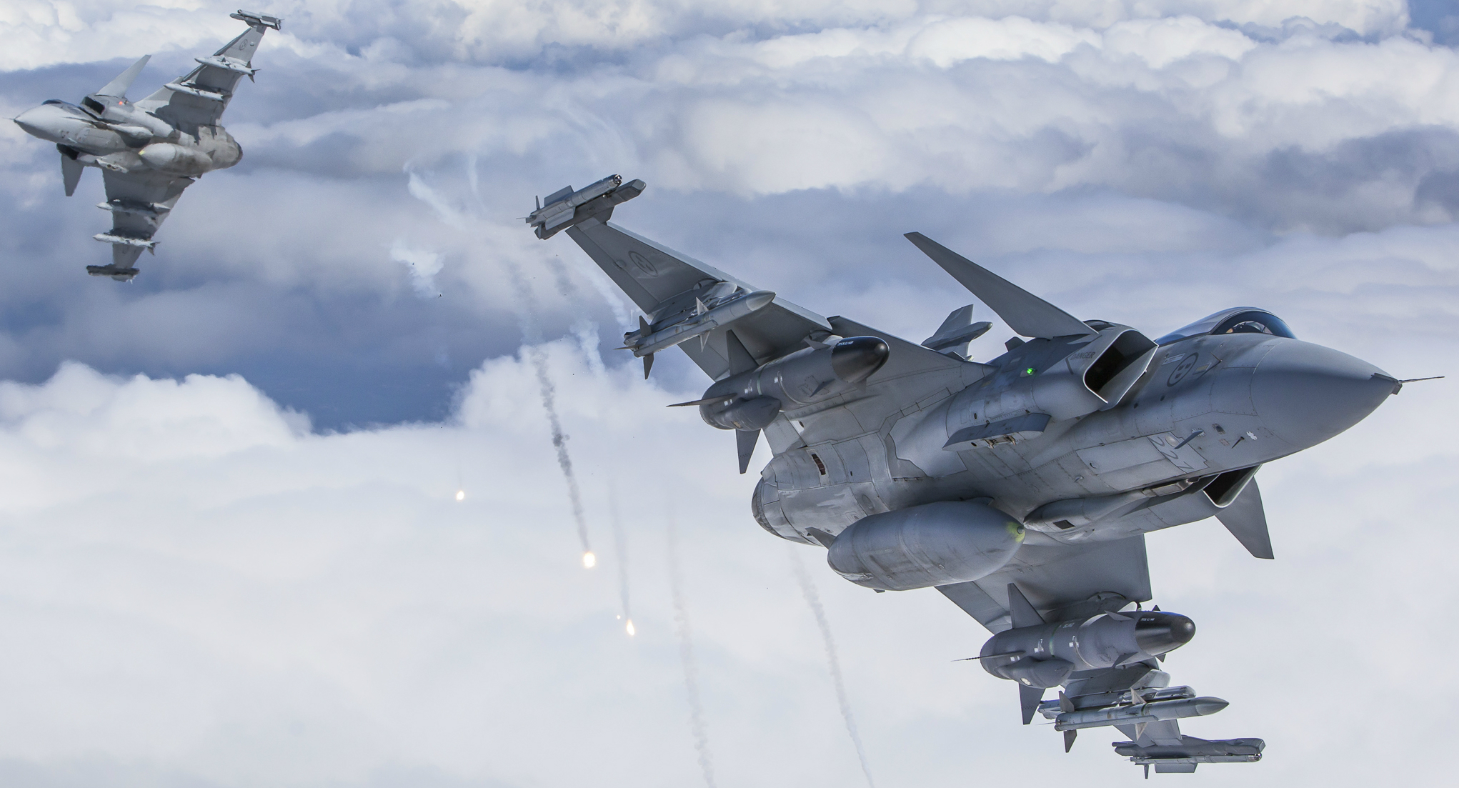 Saab positions Gripen E as Canada's next-generation fighter - Skies Mag