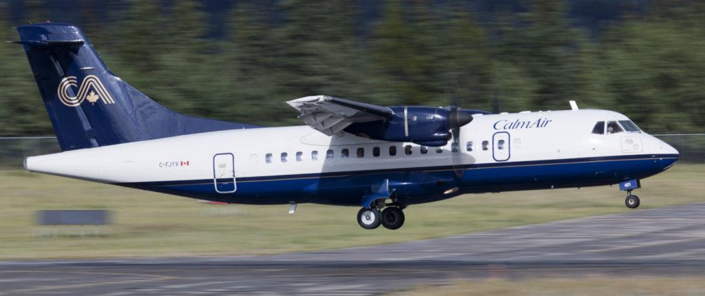 Calm Air aircraft