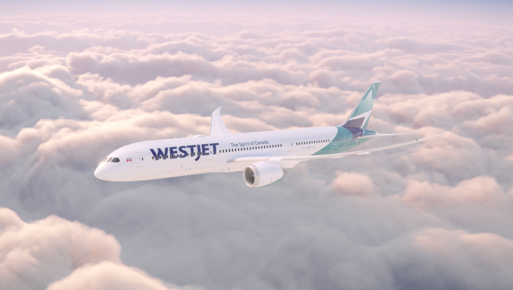 WestJet has become the only airline to operate a direct route between Calgary and Dublin, part of its global strategy and focus on Calgary as it initial Dreamliner hub. WestJet Image