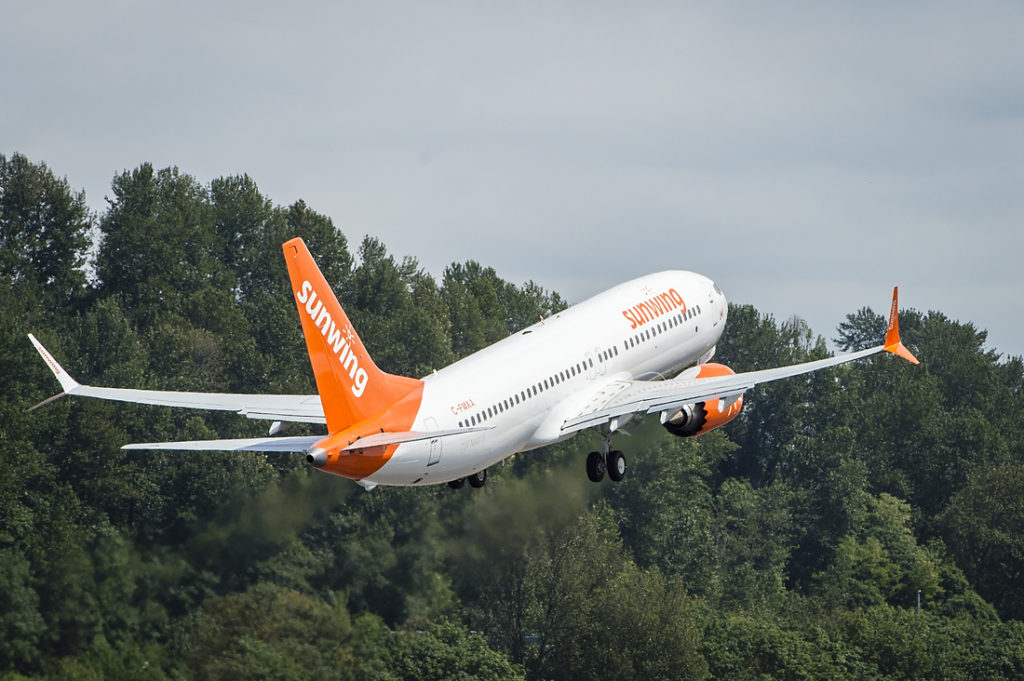 Hahn Air Signs Interline Agreement With Sunwing Skies Mag
