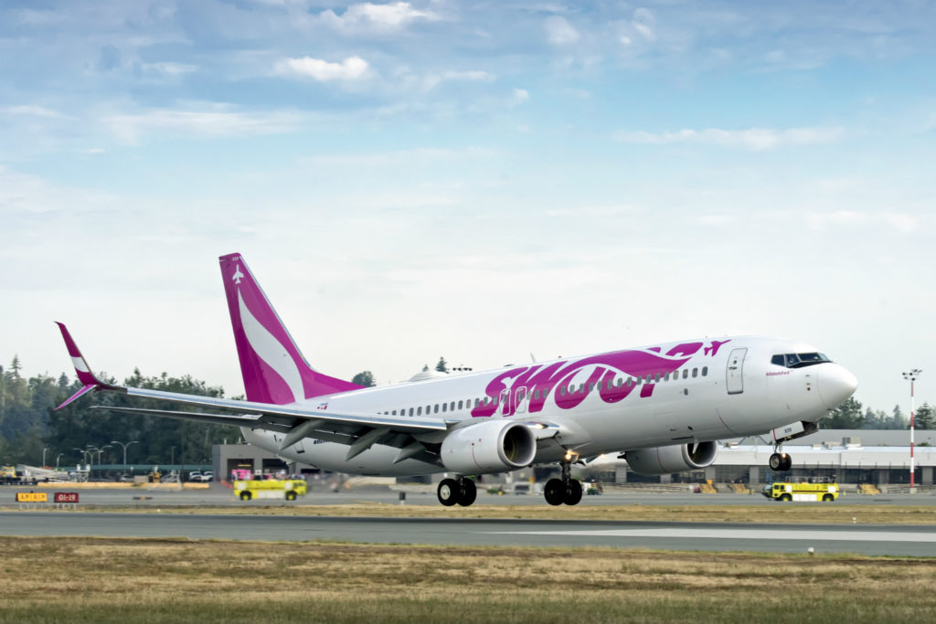 Swoop has been providing Canadians with an ultra-low-cost option for a year now, and has recently expanded operations. Mike Luedey Photo